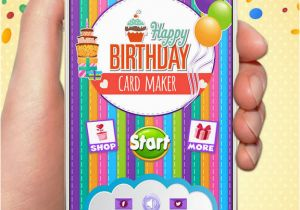 Happy Birthday Photo Card Maker App Shopper Photography