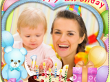Happy Birthday Photo Card Maker Happy Birthday Photo Frame S Greeting E Card Maker Wiki