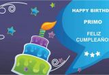 Happy Birthday Primo Quotes Primo Card Tarjeta Happy Birthday Youtube