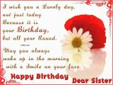 Happy Birthday Quote for A Sister 60 Nice Sister Birthday Quotes Best Birthday Sayings