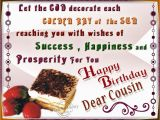 Happy Birthday Quote for Cousin Happy Birthday Cousin Funny Quotes Quotesgram