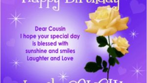 Happy Birthday Quote for Cousin Happy Birthday Cousin Quotes Images Pictures Photos