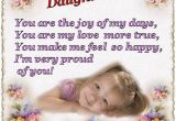 Happy Birthday Quote for Daughter Happy Birthday Dad From Daughter Quotes Quotesgram