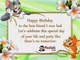 Happy Birthday Quote for Friend In Hindi Best Friend Birthday Wishes Quotes In Hindi Image Quotes
