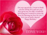 Happy Birthday Quote for Love Love Birthday Messages 365greetings Com