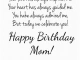 Happy Birthday Quote for Mom Happy Birthday Mom 39 Quotes to Make Your Mom Cry with