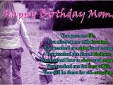 Happy Birthday Quote for Mom Happy Birthday Mom Quotes for Facebook Quotesgram