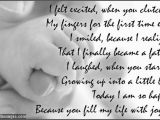 Happy Birthday Quote for son Happy Birthday Daddy From son Quotes Quotesgram