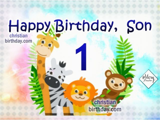 Download By SizeHandphone Tablet Desktop Original Size Back To Happy Birthday Quotes For 1 Year Old Boy