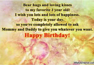 Happy Birthday Quotes for 2 Year Old Boy 2 Year Old Birthday Quotes Happy Quotesgram