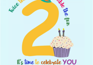 Happy Birthday Quotes for 2 Year Old Boy Happy 2nd Birthday Free for Kids Ecards Greeting Cards