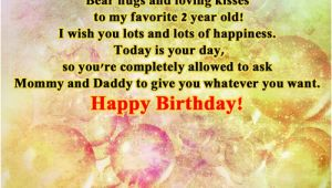 Happy Birthday Quotes for 2 Year Old son 2 Year Old Birthday Quotes Happy Quotesgram