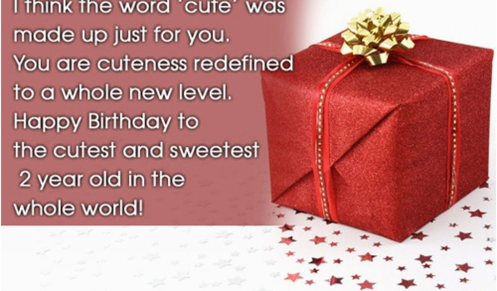 Happy Birthday Quotes For 2 Year Old Son 2nd Birthday Wishes