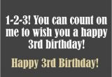 Happy Birthday Quotes for 3 Year Old Birthday Wishes for Three Year Old Happy Birthday