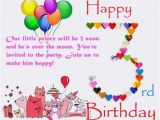 Happy Birthday Quotes for 3 Year Old son Happy Birthday Wishes 3 Year Old Boy Happy Birthday Bro