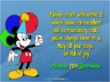 Happy Birthday Quotes for 5 Year Old son Happy 11th Birthday Wishes and Messages Occasions Messages