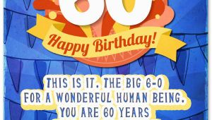 Happy Birthday Quotes for 60 Years Old 60th Birthday Wishes Unique Birthday Messages for A 60