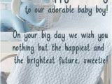 Happy Birthday Quotes for A Boy Happy Birthday Wishes for Baby Boy Birthday Messages