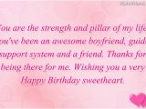 Happy Birthday Quotes for A Boyfriend Happy Birthday to My Boyfriend Quotes Quotesgram