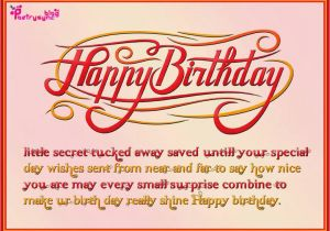 Happy Birthday Quotes For A Friend Far Away Happy Birthday Wishes