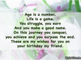 Happy Birthday Quotes for A Good Friend Friends Birthday Sayings