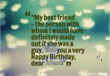 Happy Birthday Quotes for A Guy You Like Wish You A Very Happy Birthday My Dear Friend Happy Birthday