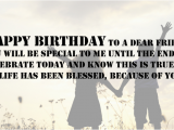 Happy Birthday Quotes for A Male Friend top Happy Birthday Wishes for someone Special 2017