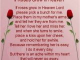 Happy Birthday Quotes for A Mother who Has Passed Away Happy Birthday Quotes for Mom who Passed Away Image Quotes