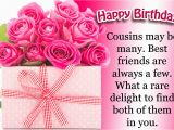 Happy Birthday Quotes for A Special Cousin A Collection Of Heartwarming Happy Birthday Wishes for A