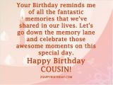 Happy Birthday Quotes for A Special Cousin Happy Birthday Cousin Wishes and Quotes 2happybirthday