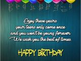 Happy Birthday Quotes for A Teenager top 100 Birthday Wishes for Teenagers Occasions Messages