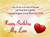 Happy Birthday Quotes for A Wife 60 Most Beautiful Wife Birthday Quotes Nice Birthday