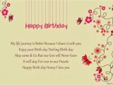 Happy Birthday Quotes for A Wife Birthday Quotes for Husband From Wife Quotesgram