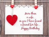Happy Birthday Quotes for A Wife Birthday Wishes for Wife Quotes and Messages