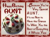 Happy Birthday Quotes for An Aunt Birthday Wishes for Aunt