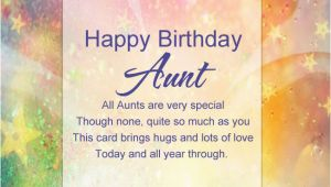Happy Birthday Quotes for An Aunt Happy Birthday Aunt Quotes Quotesgram