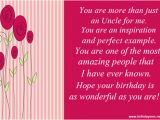 Happy Birthday Quotes for An Uncle Happy Birthday Uncle Quotes Quotesgram