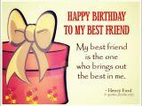 Happy Birthday Quotes for Bestfriends Best Friend Birthday Quotes Quotes and Sayings