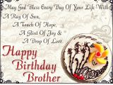 Happy Birthday Quotes for Brother In English Happy Birthday Brothers Quotes and Sayings