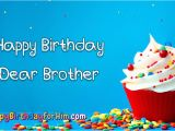 Happy Birthday Quotes for Brother In English Happy Birthday Wishes Images for Him