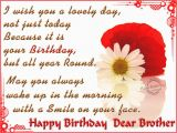 Happy Birthday Quotes for Brother In English Little Brother Birthday Quotes Quotesgram
