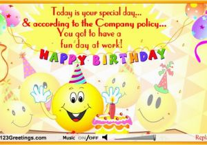 Happy Birthday Quotes For Colleague Co Worker Quotesgram