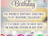Happy Birthday Quotes for Colleagues Awesome Happy Birthday Wishes for Colleague Birthday