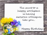 Happy Birthday Quotes for Colleagues Birthday Wishes for Colleagues Quotes and Messages