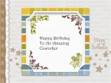 Happy Birthday Quotes for Coworkers Coworker Birthday Wishes Happy Birthday Quotes Messages