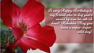 Happy Birthday Quotes for Deceased Friend Funny Birthday Greetings