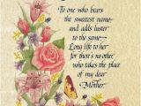 Happy Birthday Quotes for Deceased Mom In Memory Of Moms In Heaven Images Mom In Heaven