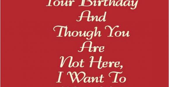 Happy Birthday Quotes for Deceased Mom Items Similar to Happy Birthday Card to A Deceased Mom