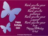 Happy Birthday Quotes for Father From Daughter Birthday Wishes for Dad 365greetings Com