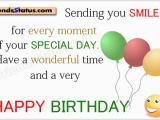 Happy Birthday Quotes for Fb Birthday Status Quotes Quotesgram